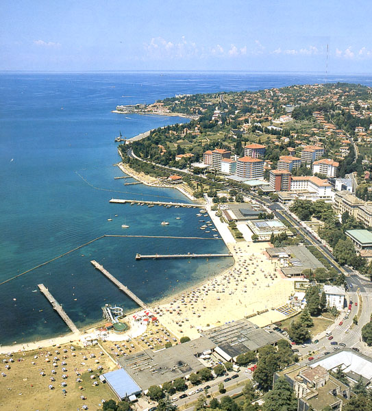 Portoroz Slovenia  city pictures gallery : Tourist agency Turist Biro Piran